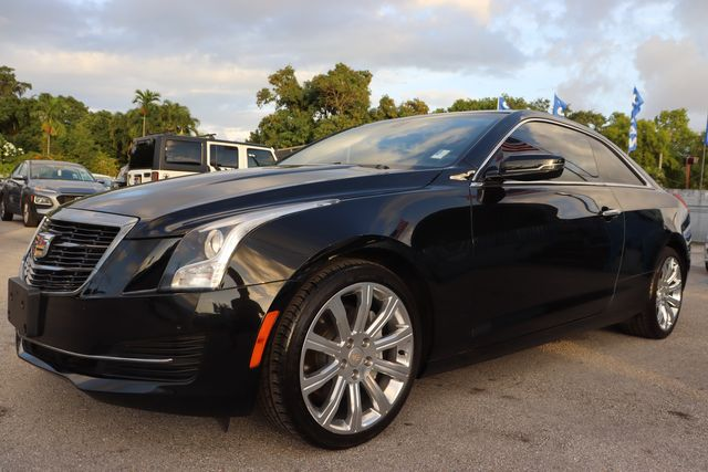 2018 Cadillac ATS Coupe RWD in Miami, FL 33142
