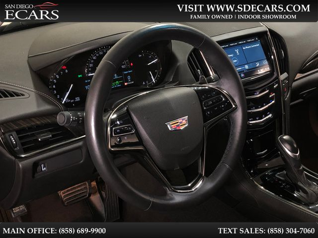2018 Cadillac ATS Coupe RWD in San Diego, CA 92126