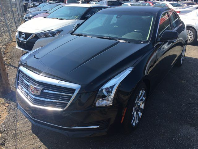 2018 Cadillac ATS Luxury - John Gibson Auto Sales Hot Springs in Hot Springs Arkansas
