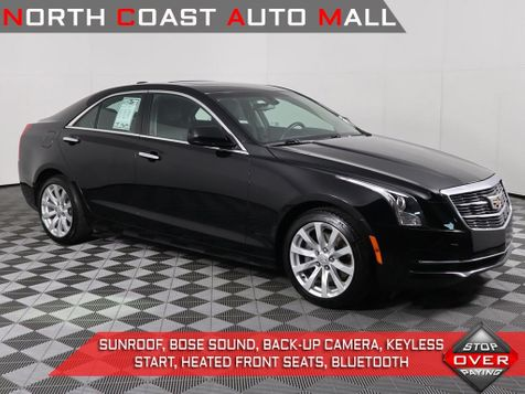 2018 Cadillac ATS Sedan AWD in Cleveland, Ohio