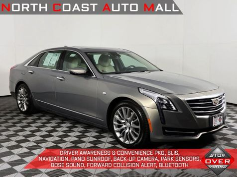 2018 Cadillac CT6 3.6L in Cleveland, Ohio