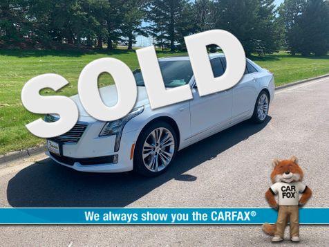 2018 Cadillac CT6 Platinum AWD in Great Falls, MT