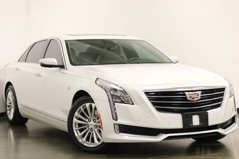 2018 Cadillac CT6 Luxury RWD  city NC  The Group NC  in Mansfield, NC