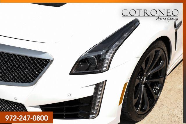 2018 Cadillac CTS-V Sedan in Addison, TX 75001