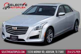 2018 Cadillac CTS, Panoramic Roof, Luxury RWD, Apple CarPlay, Back Up Camera in Addison, TX 75001