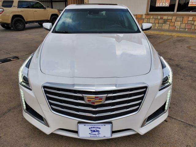 2018 Cadillac CTS Sedan Luxury RWD in Brownsville, TX 78521