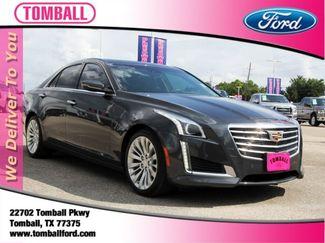 2018 Cadillac CTS Sedan Premium Luxury RWD in Tomball, TX 77375