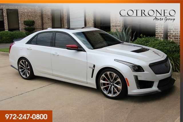 2018 Cadillac CTS-V Sedan Championship Edition in Addison TX, 75001