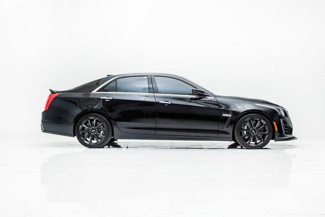 2018 Cadillac CTS-V Sedan With Carbon Pkg & Recaro's in , TX 75006