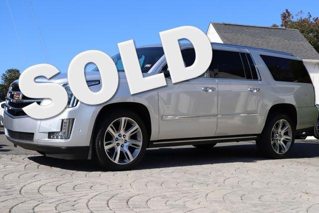 2018 Cadillac Escalade ESV 4WD Premium Luxury in Alexandria VA