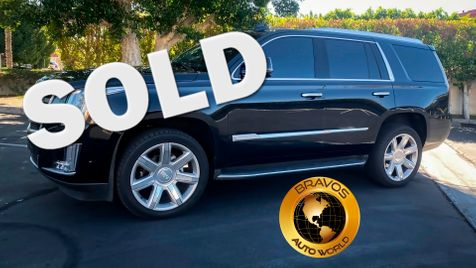 2018 Cadillac Escalade Luxury in cathedral city