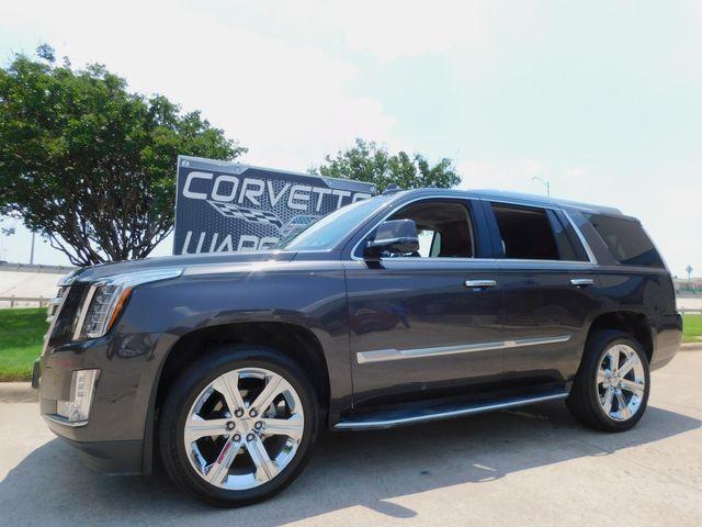 2018 Cadillac Escalade Luxury 1SB Pkg, Auto, NAV, Sunroof, Alloys 41k