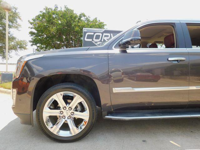 2018 Cadillac Escalade Luxury 1SB Pkg, Auto, NAV, Sunroof, Alloys 41k in Dallas, Texas 75220