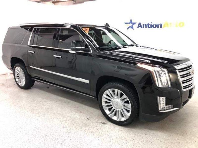 2018 Cadillac Escalade ESV Platinum | Bountiful, UT | Antion Auto in Bountiful UT
