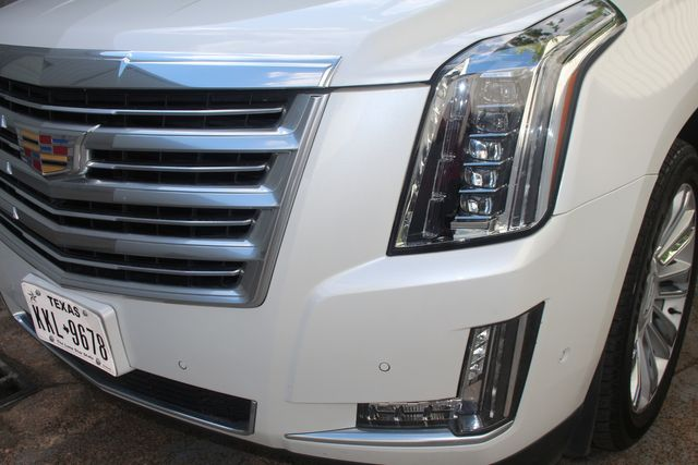 2018 Cadillac Escalade ESV Platinum Houston, Texas 5