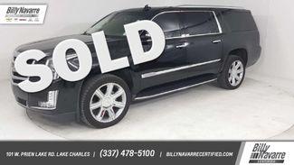 2018 Cadillac Escalade ESV Premium Luxury  city Louisiana  Billy Navarre Certified  in Lake Charles, Louisiana
