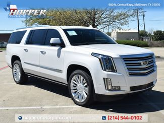2018 Cadillac Escalade ESV Platinum Edition in McKinney, Texas 75070