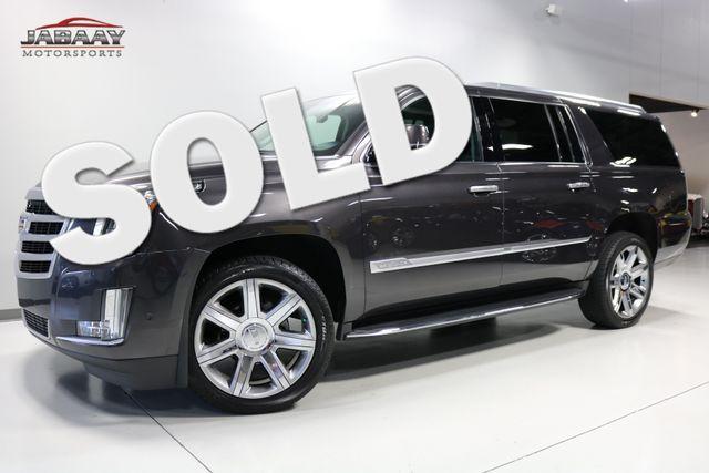2018 Cadillac Escalade ESV Luxury Merrillville, Indiana 0