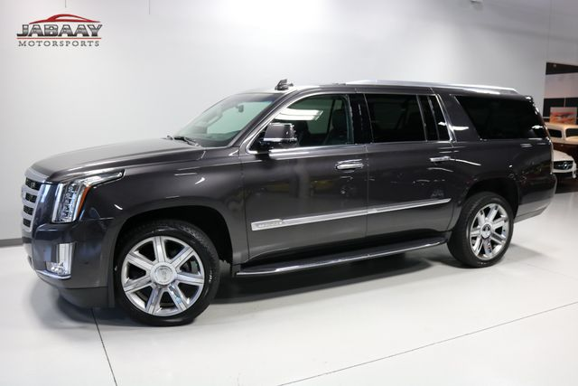 2018 Cadillac Escalade ESV Luxury Merrillville, Indiana 34