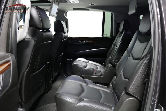 2018 Cadillac Escalade ESV Luxury Merrillville, Indiana 12