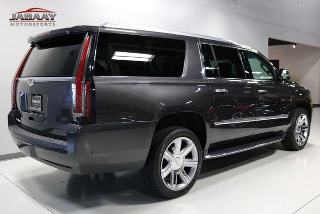 2018 Cadillac Escalade ESV Luxury Merrillville, Indiana 4
