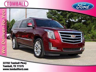 2018 Cadillac Escalade ESV Premium Luxury in Tomball, TX 77375