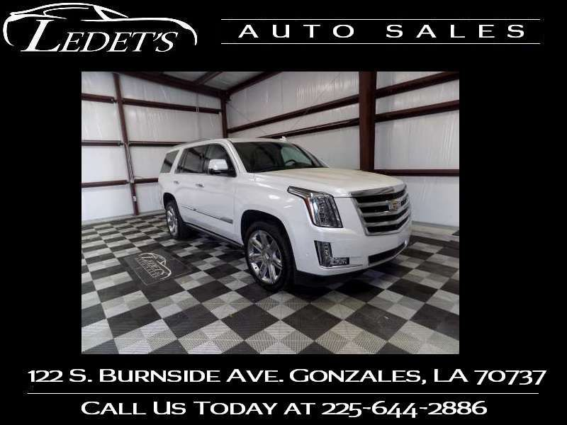 2018 Cadillac Escalade Premium Luxury - Ledet's Auto Sales Gonzales_state_zip in Gonzales Louisiana