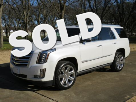 2018 Cadillac Escalade Platinum 4WD in Marion, Arkansas