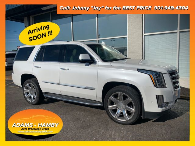 2018 Cadillac Escalade Luxury Edition and Captains Chairs in Memphis, TN 38115