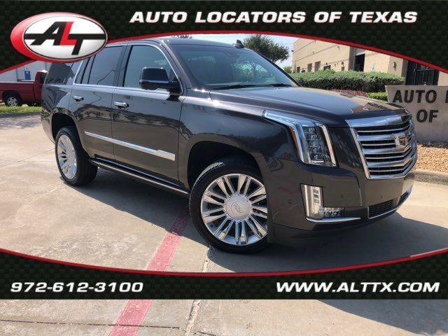 2018 Cadillac Escalade Platinum in Plano, TX 75093