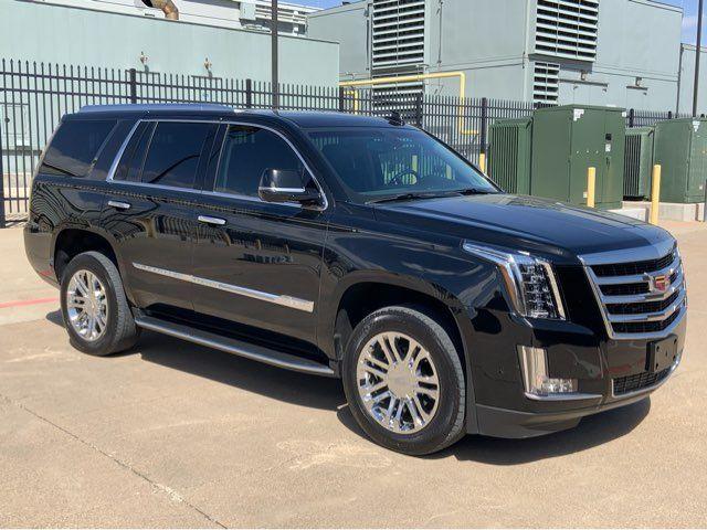 2018 Cadillac Escalade 1-OWNER * 29k Miles * NAVI * Chromes * BLK/BLK *