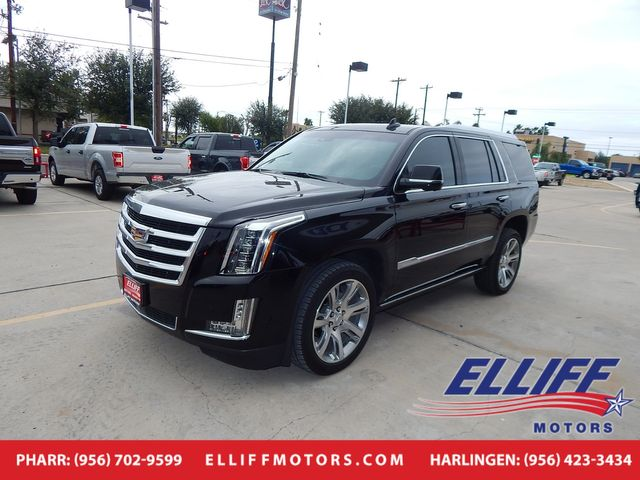 2018 Cadillac Escalade Premium Luxury in Harlingen, TX 78550