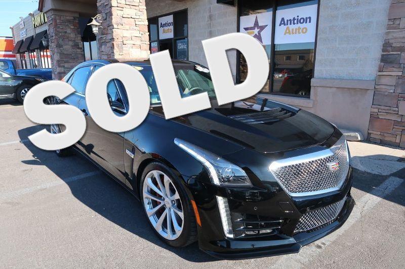 2018 Cadillac V-Series Base   Bountiful, UT   Antion Auto in Bountiful UT