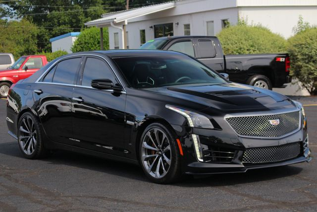 2018 Cadillac V-Series CTS-V LUXURY EDITION - RECARO - DATA RECORDER! Mooresville , NC 26