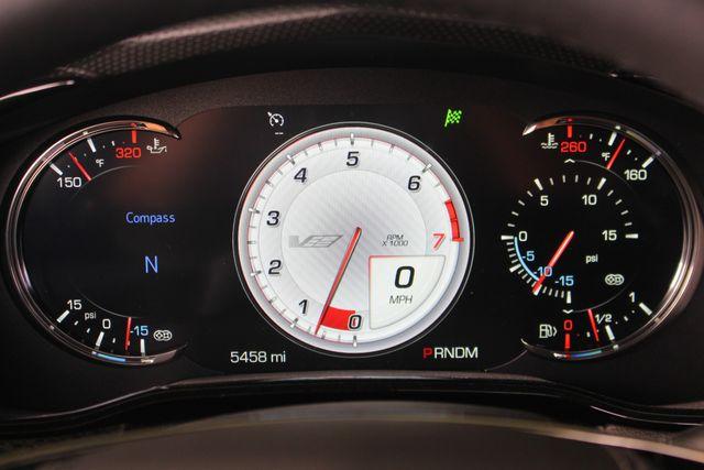 2018 Cadillac V-Series CTS-V LUXURY EDITION - RECARO - DATA RECORDER! Mooresville , NC 11
