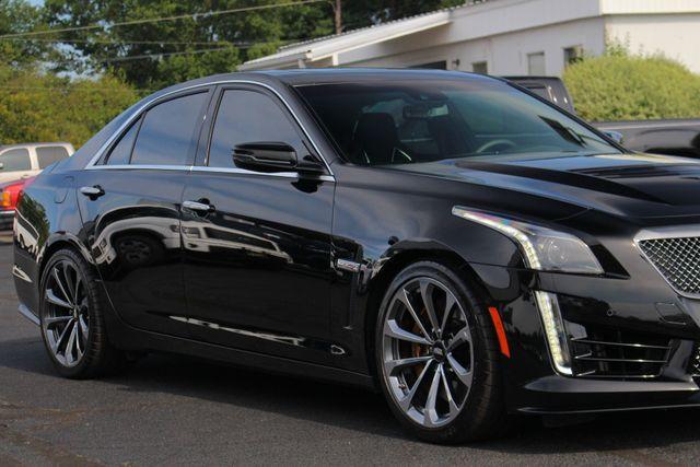 2018 Cadillac V-Series CTS-V LUXURY EDITION - RECARO - DATA RECORDER! Mooresville , NC 30