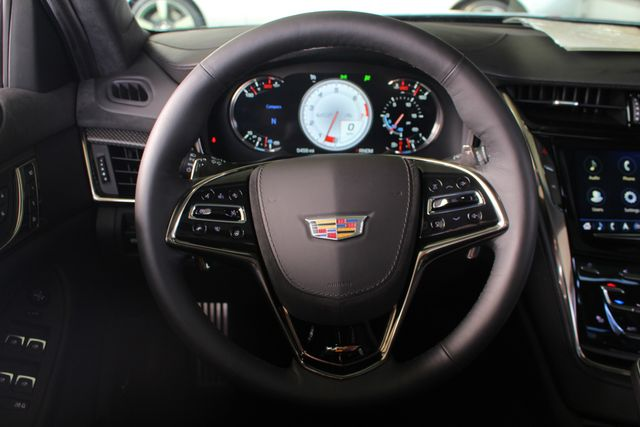 2018 Cadillac V-Series CTS-V LUXURY EDITION - RECARO - DATA RECORDER! Mooresville , NC 8