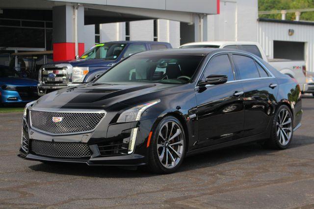 2018 Cadillac V-Series CTS-V LUXURY EDITION - RECARO - DATA RECORDER! Mooresville , NC 27