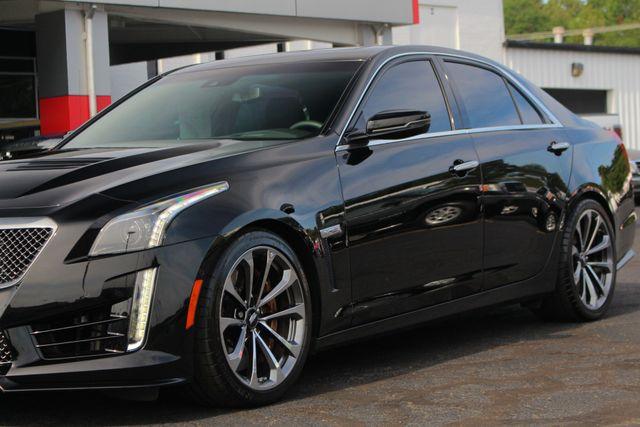 2018 Cadillac V-Series CTS-V LUXURY EDITION - RECARO - DATA RECORDER! Mooresville , NC 31
