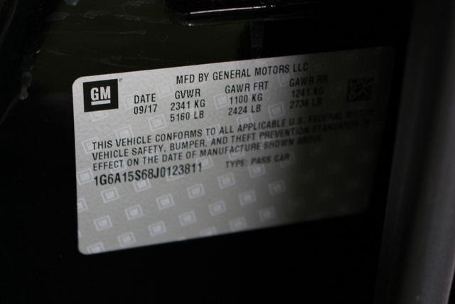 2018 Cadillac V-Series CTS-V LUXURY EDITION - RECARO - DATA RECORDER! Mooresville , NC 60