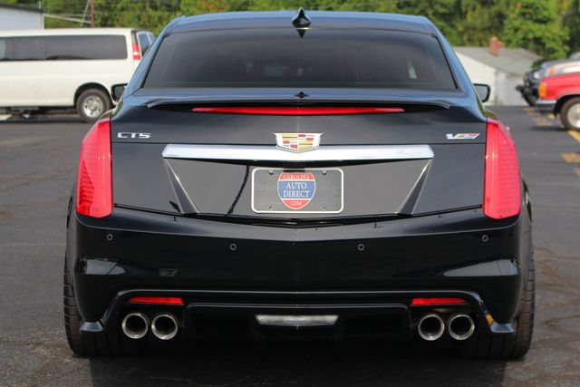 2018 Cadillac V-Series CTS-V LUXURY EDITION - RECARO - DATA RECORDER! Mooresville , NC 20