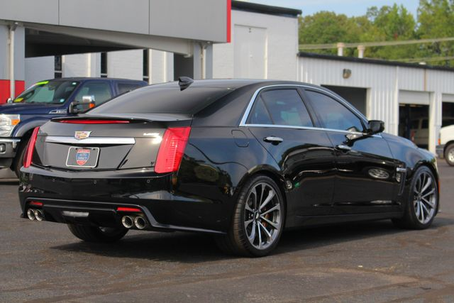 2018 Cadillac V-Series CTS-V LUXURY EDITION - RECARO - DATA RECORDER! Mooresville , NC 28
