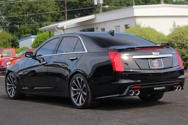 2018 Cadillac V-Series CTS-V LUXURY EDITION - RECARO - DATA RECORDER! Mooresville , NC 29