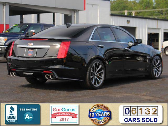 2018 Cadillac V-Series CTS-V LUXURY EDITION - RECARO - DATA RECORDER! Mooresville , NC 2