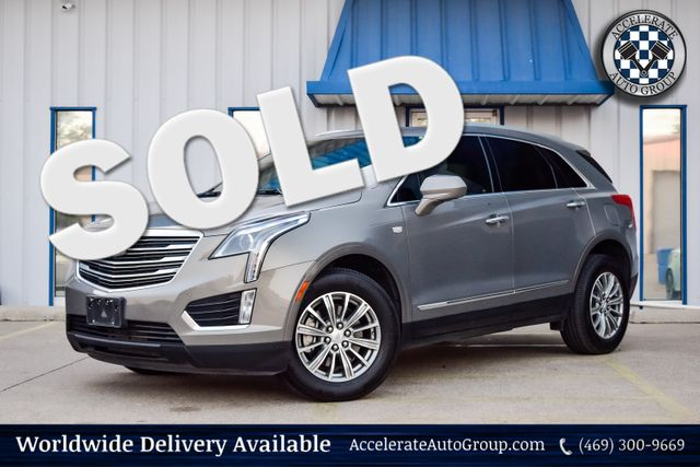 2018 Cadillac XT5 Luxury FWD in Rowlett