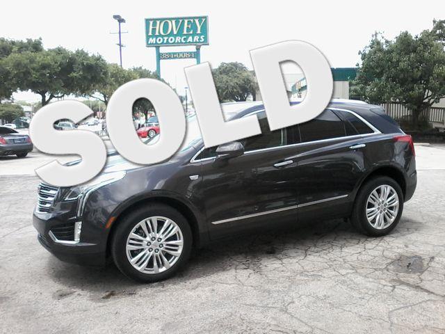 2018 Cadillac XT5 Premium Luxury FWD San Antonio, Texas 0