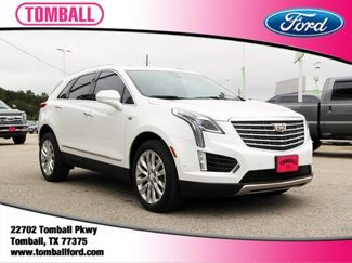 2018 Cadillac XT5 Platinum AWD in Tomball, TX 77375