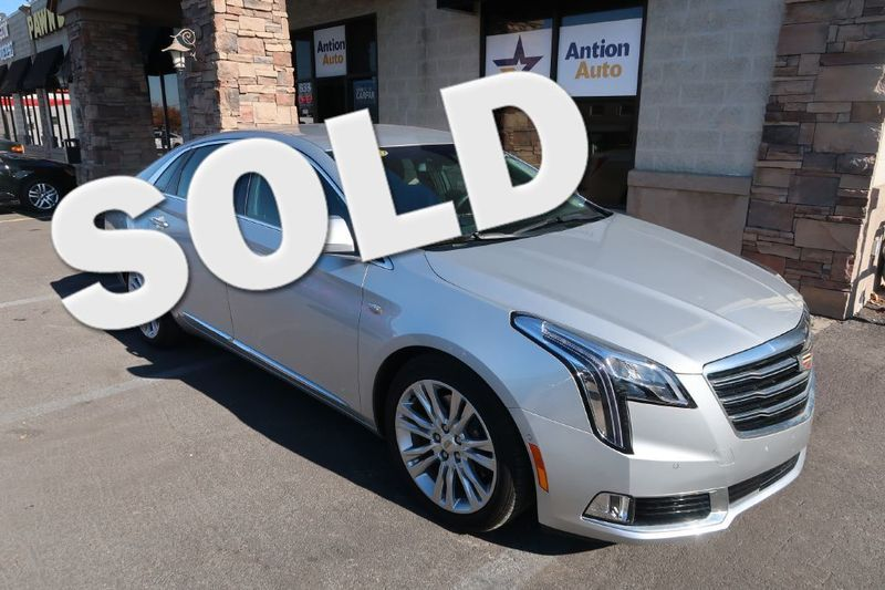 2018 Cadillac XTS Luxury | Bountiful, UT | Antion Auto in Bountiful UT
