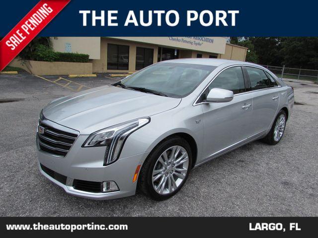 2018 Cadillac XTS Luxury W/NAVI in Clearwater Florida, 33773