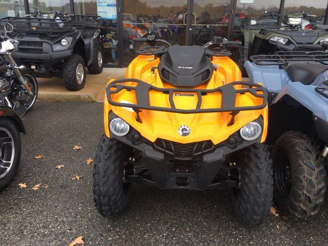 2018 Can Am Outlander 450  - John Gibson Auto Sales Hot Springs in Hot Springs Arkansas
